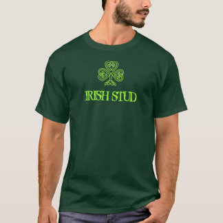 IRISH STUD tee