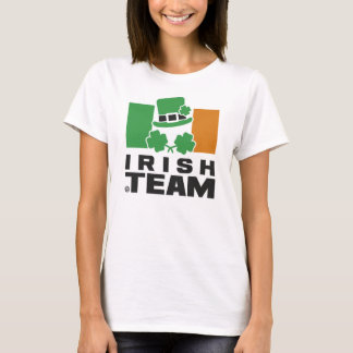 IRISH TEAM 2 Woman T-Shirt