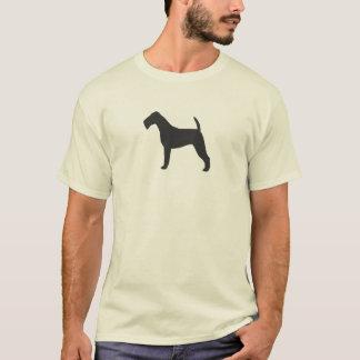 Irish Terrier Silhouette T-Shirt