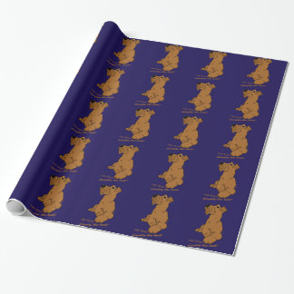 Irish Terrier - Simply the best! Wrapping Paper
