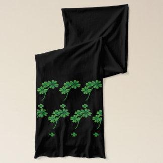 Irish theme scarf