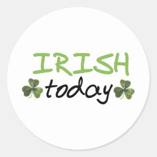 Irish Today Design! Sticker