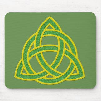 Irish Trinity Knott Mousepad