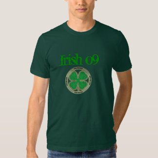 irish tshirts
