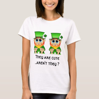 Irish Twins T-Shirt
