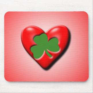 Irish Valentine Mousepads