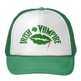 Irish Vampire Mesh Hat
