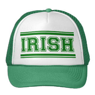 Irish Vintage Varsity Cap
