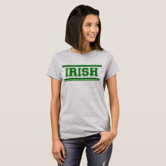 Irish Vintage Varsity T-Shirt