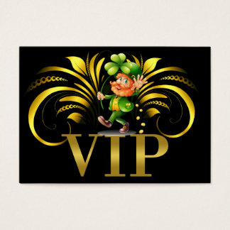 Irish VIP Business Card / Pass / Invitation