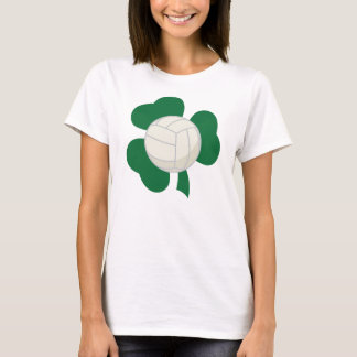 Irish Volleyball Player Gift T-Shirt