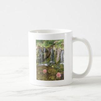 Irish Waterfalls In Blarney Castle Garden Ireland Coffee Mugs