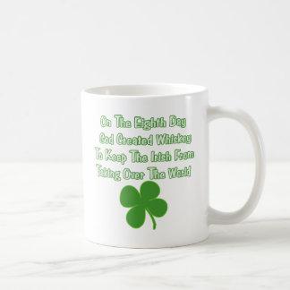 Irish Whiskey Coffee Mug
