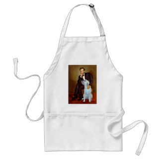 Irish Wolfhound 4 - Lincoln Standard Apron