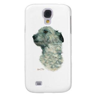 Irish Wolfhound Galaxy S4 Cover