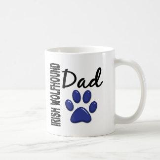 Irish Wolfhound Dad 2 Coffee Mug
