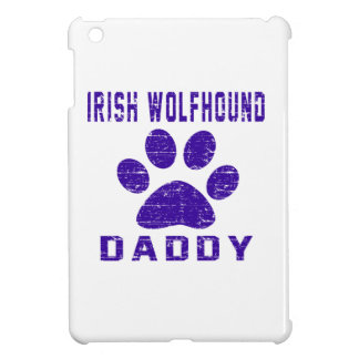 Irish Wolfhound Daddy Gifts Designs Cover For The iPad Mini
