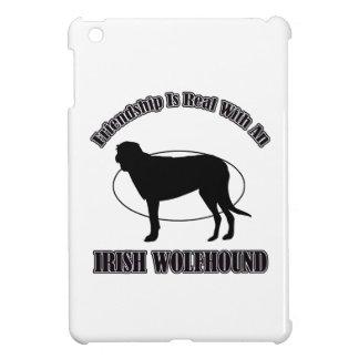 IRISH WOLFHOUND DOG DESIGNS iPad MINI CASE