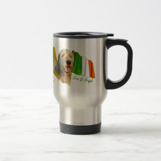 Irish Wolfhound Erin Go Bragh Coffee Mug