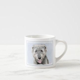 Irish Wolfhound Espresso Cup