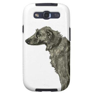 Irish wolfhound galaxy s3 cover