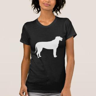 Irish Wolfhound (in white) Tee Shirt