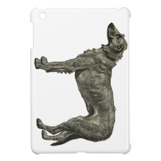 Irish wolfhound iPad mini cases
