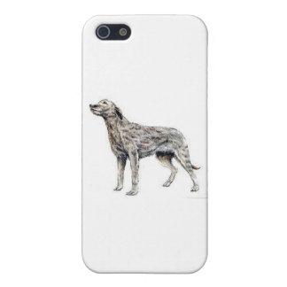 Irish Wolfhound iPhone 5 Cover