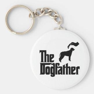 Irish Wolfhound Key Chains
