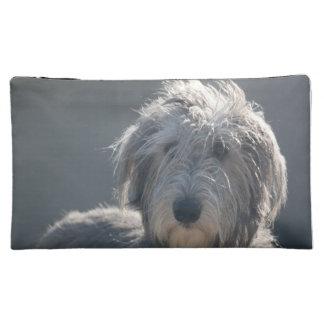 Irish Wolfhound Makeup Bag