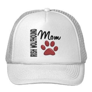 Irish Wolfhound Mom 2 Hat
