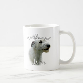 Irish Wolfhound Mom 2 Coffee Mug