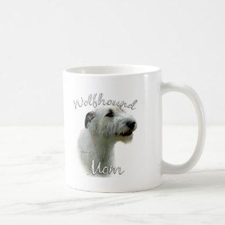 Irish Wolfhound Mom 2 Mugs