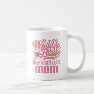 Irish Wolfhound Mom Dog Breed Gift Coffee Mug