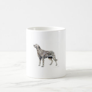 Irish Wolfhound Coffee Mugs