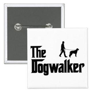 Irish Wolfhound Pinback Buttons
