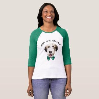 Irish Wolfhound St. Patrick's Day Shirt