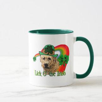 Irish Wolfhound St Patricks Mug