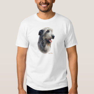 Irish Wolfhound T Shirts