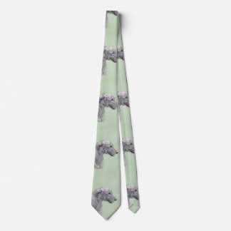 Irish Wolfhound Tie