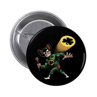 IrishMan Pinback Buttons