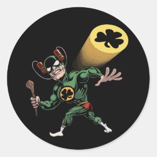 IrishMan Sticker