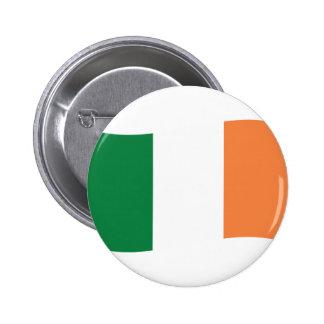irland flag button