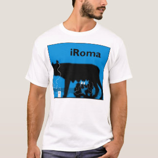 iRoma Apparel (blue) T-Shirt