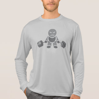 Iron Boy Bodybuilding - Deadlift - Grey T-Shirt