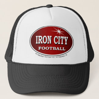 Iron City Football Pittsburgh Trucker Hat