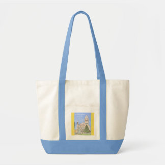 Iron County Courthouse, Crystal Falls, Mi Tote