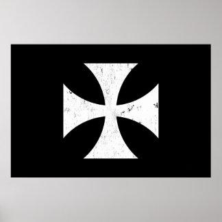 Iron Cross - German/Deutschland Bundeswehr Print