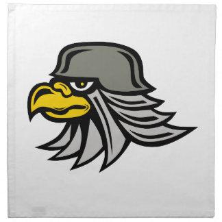 Iron Eagle Icon Napkin