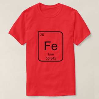 Iron (element) Man Shirt